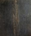 Große Stehende, 1986, Eitempera auf Leinwand, 160 x 140 cm
