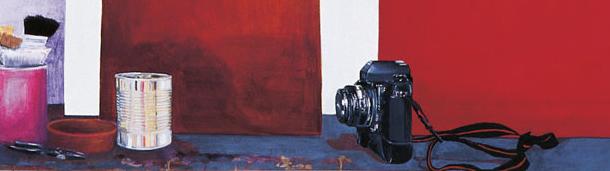 Im Malraum, 2004 Detail