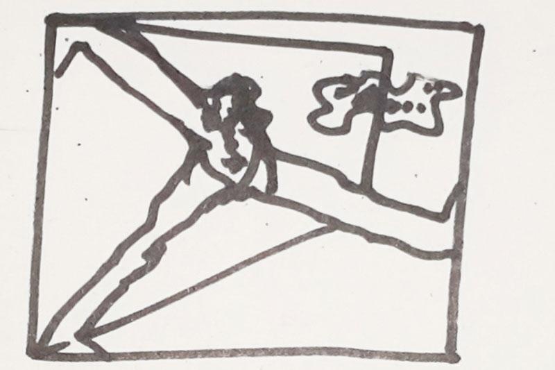Skizze4 auf Papier