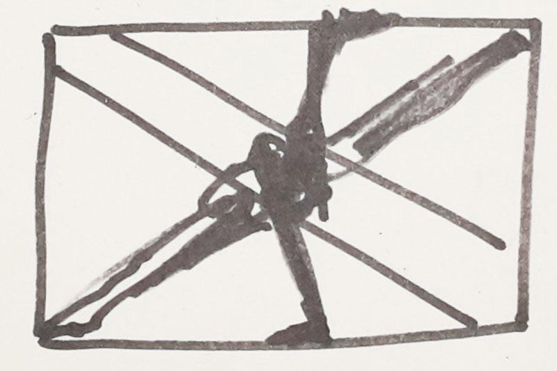 Skizze6 auf Papier